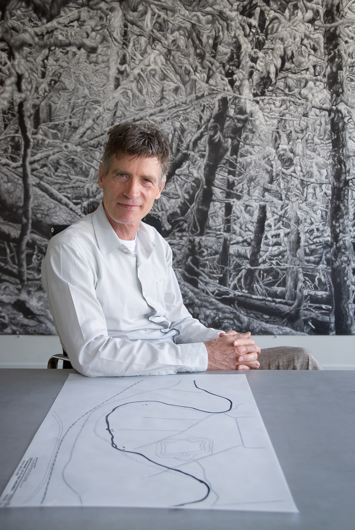 Michael van Gessel, landschapsarchitect