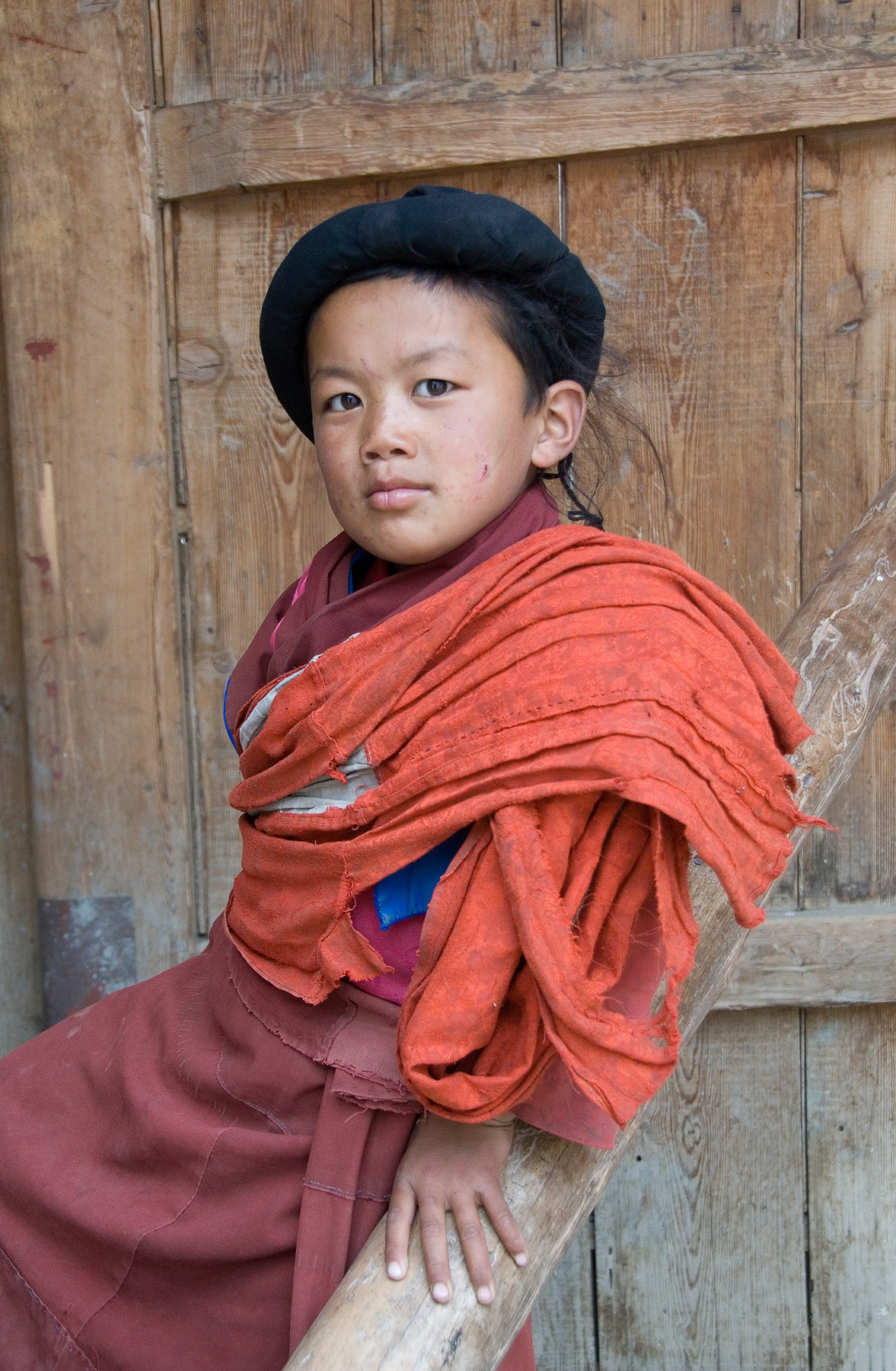Little monk, Xiahe